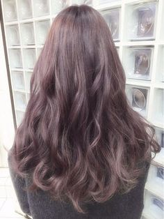 Ideas for hair waves long summer braids Hair Color Balayage, Ombre Hair, Wavy Hair, Dyed Hair, Haircolor, Purple Hair, Hair Mask For Damaged Hair, Hair Mask For Growth, Best Hair Dye