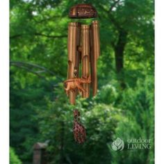 African wind chime mobile