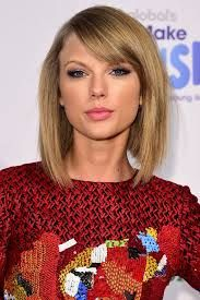 taylor swift hair - Google Search 2015 Hairstyles, Long Bob Hairstyles, Hairstyles With Bangs, Trendy Hairstyles, Bob Haircuts, Hairstyle Ideas, Taylor Swift Short Hair, Taylor Swift Haircut, Taylor Swift Hairstyles