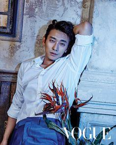 Joo Ji Hoon - Vogue Magazine June Issue '15