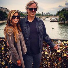 Attaching our #LoveLock #PontDesArts #Paris #adventure #hotellife #resortlife #ilovetravel #jetsetter #luxurytravel #mytravelgram #firstclasstravel #instapassport #wheelsup #FlippingVegas #GoliathCompany #YanceyEvents #Scott_Yancey #Amie_Yancey