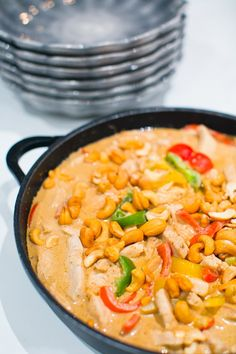 Hej hej! Här är några recept som jag tycker ni ska prova, och som är bland mina egna favoriter! Jag har valt ut 2 frukostrecept, 2 kycklingrecept, 2 köttrecept, 2 fiskrecept och 2 desserter! Smaklig spis! FRUKOST Oemotstånliga Ostbröd Mikroomelett KYCKLING Enkla vardagskycklingen Garam Masala Chicken Fajitasallad FISK & SKALDJUR Örtbakad lax med citron och […]