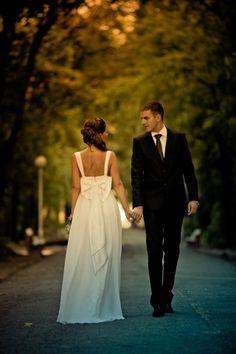 fall ~ wedding