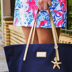 Lilly Pulitzer Resort Tote, via sweetteaheather