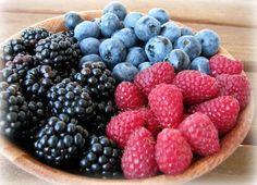 Berries..