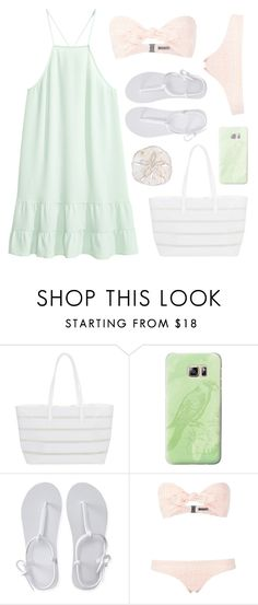 """""""By The Seaside"""" by cb-hula ❤ liked on Polyvore featuring BUCO, Casetify, Aéropostale and Lisa Marie Fernandez"""