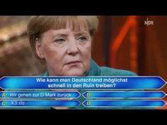 "Merkel bei ""Wer wird Millionär"" - EXTRA 3 - NDR (1:45)"