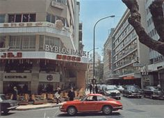 #Hamra Street, #Beirut [1974]