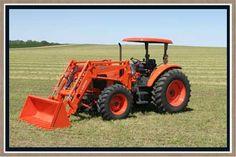 I think his tractor's SEXY! ;) Kubota Tractors, My Crush, Sexy, Vehicles, Car, Vehicle, Tools