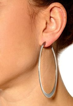 Pieces Daisy Earrings Silver Colour Silver Earrings, Hoop Earrings, Silver Color, Daisy, Colour, Jewelry, Fashion, Silver Drop Earrings, Jewellery Making