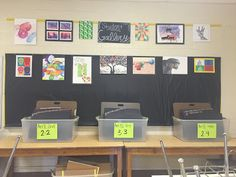 Art projects, supplies, classroom management and the little things that make teaching art so exciting.