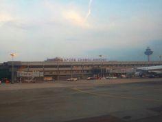 Changi Airport. #SingaporeTrip