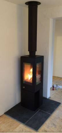 Rais Q-Bic #Woodburners #Stoves #Dorset Wood, Stove, House, Wood Burning, Home, Wall, Home Appliances, Fireplace, Wood Stove