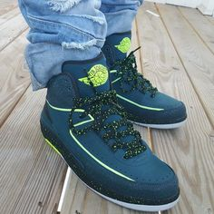 "NEW ARRIVALS: Nike Air Jordan 2 Retro ""Nightshade"" 