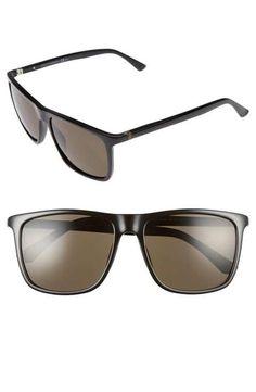1f95b38784 Gucci 1132 S 56mm Sunglasses Mens Sale