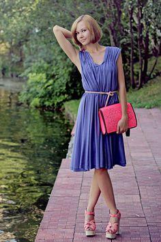 amazing dress Athena loves neon