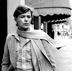 """""""I don't know where I'm going from here, but I promise it won't be boring."""" David Bowie"""