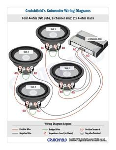 top 10 subwoofer wiring diagram free download 4 svc 2 ohm. Black Bedroom Furniture Sets. Home Design Ideas