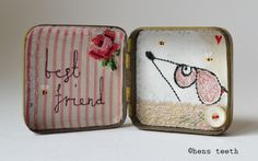 hens teeth : Dirk the dog in a teeny French tin https://www.etsy.com/uk/shop/hensteeth?ref=hdr_shop_menu
