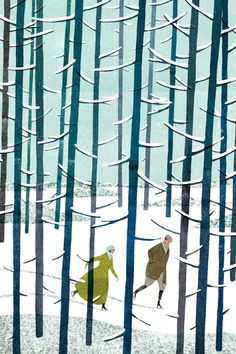 Masako Kubo is an  illustrator based in New Zealand and Japan. http://www.masakokubo.co.uk/