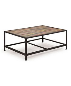 Another great find on #zulily! Distressed Natural Sawyer Coffee Table #zulilyfinds