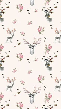 Imagen de wallpaper, deer, and background