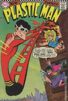 Plastic Man (1966 1st Series DC) 3