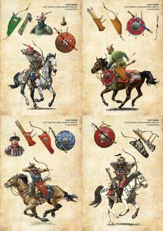 i'll try to improve activity on this forum by posting some pics, actually i have a lot of such pics but it will take time to upload them all. I will begin with ancient warriors. Medieval Weapons, Medieval Knight, Medieval Fantasy, Military Art, Military History, Character Art, Character Design, Horse Armor, Armadura Medieval