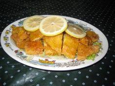 Chinese Food Recipes 中餐食谱: Lemon chicken Recipe