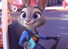 Judy Hopps. She's so CUTE!!! XD