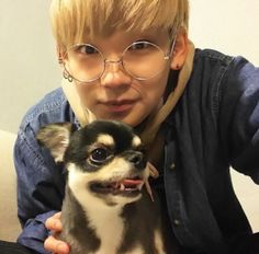 Takada Kenta is so much cuter than that puppy i'm-  I LOVE PUPPIES