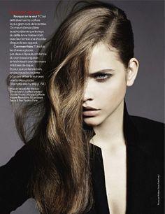 Barbara Palvin for Elle France September 2011 l
