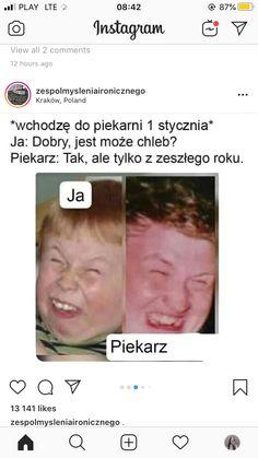 Very Funny Memes, Wtf Funny, Polish Memes, Fresh Memes, Dad Jokes, I Laughed, Everything, Haha, I Am Awesome