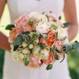 Carmel Valley Wedding by First Comes Love Photo - Style Me Pretty