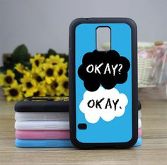 The Fault in Our Stars Samsung Galaxy S5 case,Samsung Galaxy S4 case,Samsung Galaxy S3 case,Phone cases,Phone Covers on Etsy, $7.50