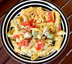 Pasta Salad, Food And Drink, Cooking Recipes, Tasty, Sweets, Meat, Chicken, Healthy, Breakfast