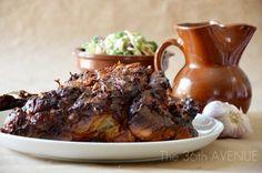 The 36th AVENUE | Chili Rubbed Pork Roast
