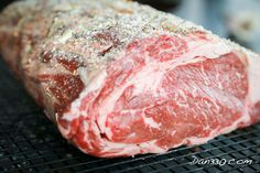 Prime Rib is the Best Christmas Dinner Idea – Boneless Prime Rib Recipe, My Favorite Food, Favorite Recipes, Christmas Fun, Beef Recipes, The Best, Pork, Appetizers, Restaurant