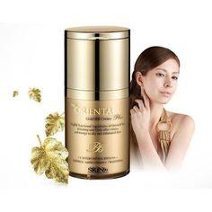 Skin79 Oriental Gold Plus BB Cream - Krem BB z błyszczykiem