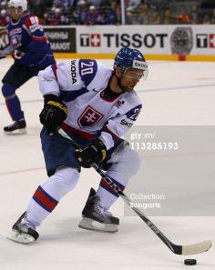Richard Zednik IIHF