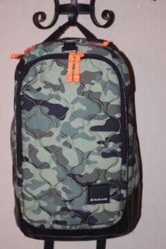 c7c9b820c21 Skullcandy-backpack-camo-camouflage-multicolor-New-computer-holder