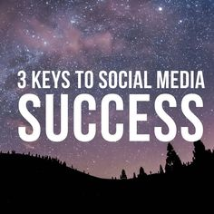 3 keys to social media success  Part of running a business is utilizing social media to bring in new people to your business.  But what if you struggle with it? Whether its consistency visibility or just too many fears such as I am not good enough you have to clear the resistance in order for it to be easy.  What resistance am I talking about? The negative beliefs you hold in your subconscious. They are like a rule book that prevents you from doing the things you really want to do.  The…
