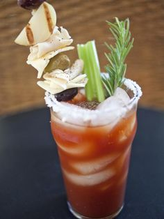 Bloody Rosemary - Our Favorite St. Patrick's Day Recipes on HGTV