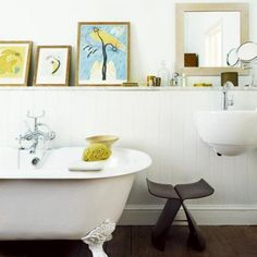 When it comes to bathrooms, feng shui practitioners often forget about them all together. I personally feel that it is one of the most important rooms in the house.