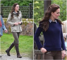 Awww I love this hairstyle!! Princess Kate