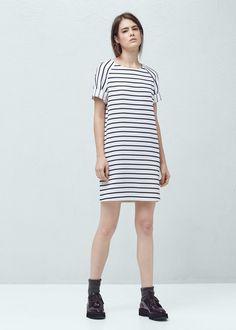 Long striped maxi dress malaysia boutique