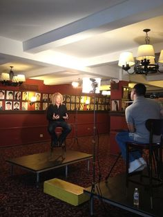 Tweeted by @iNewsReporter Interviewed David Bryan today @sardisnyc about his role in @Memphis