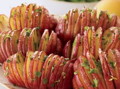 Accordion Potatoes - A Tastier – and Prettier! – Alternative to Baked Potatoes Recipe