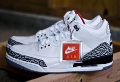 8a9f20460fab Release Reminder  Air Jordan 3 Retro  88 RE-LAUNCH