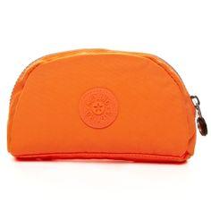 Trix Mini Pouch in Electric Orange #Kipling #KiplingSweeps